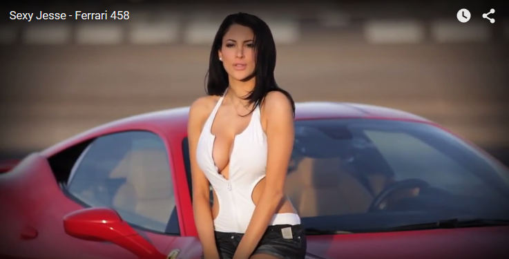 Прокати девушку на быстрой машине: последствия