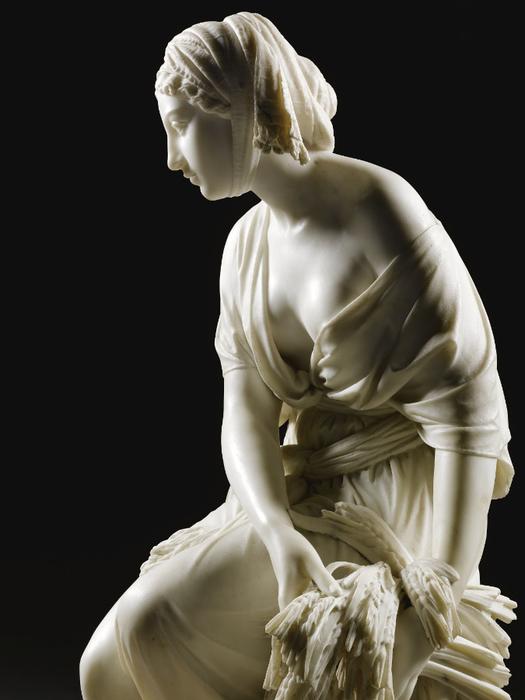 Giovanni Battista Lombardi (Italian sculptor 1823-1880) Ruth, 1864 8 (525x700, 208Kb)