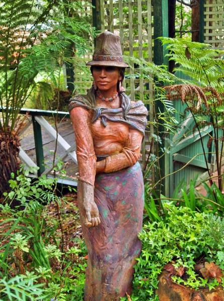 Садовые скульптуры Бруно Торфса (Bruno's Art & Sculpture Garden)