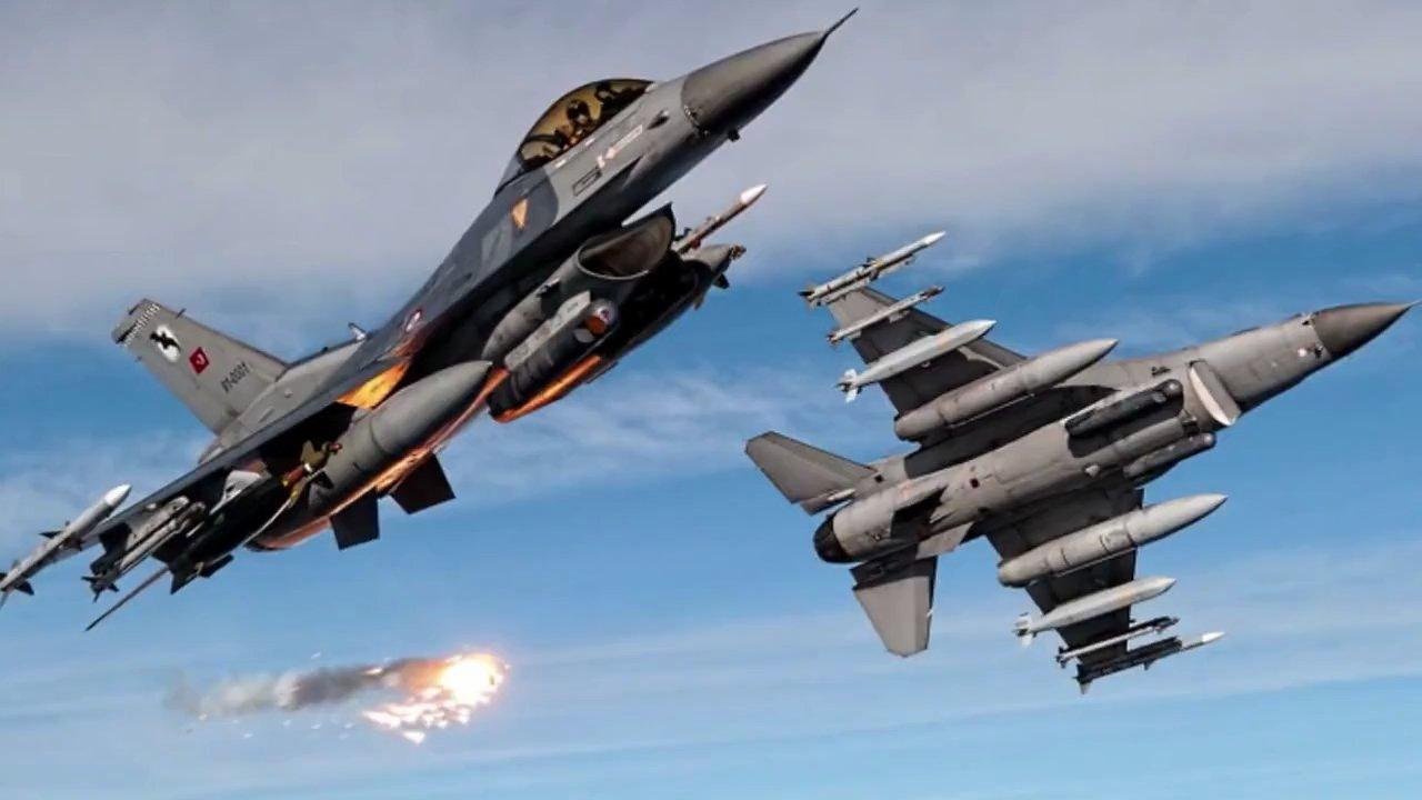 Турецкие истребители нарушили воздушное пространство Греции и их никто не сбил