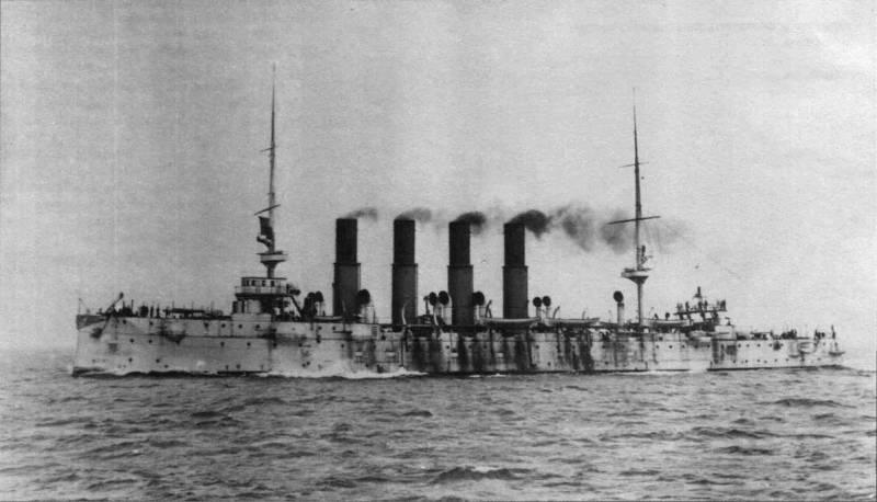 """Крейсер """"Варяг"""". Бой у Чемульпо 27 января 1904 года. Ч. 6. Через океаны"""