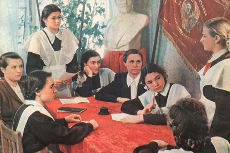 Советское образование – лучшее в мире?