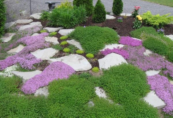 Природное вдохновение: 30 уникальных дизайнерских идей для сада