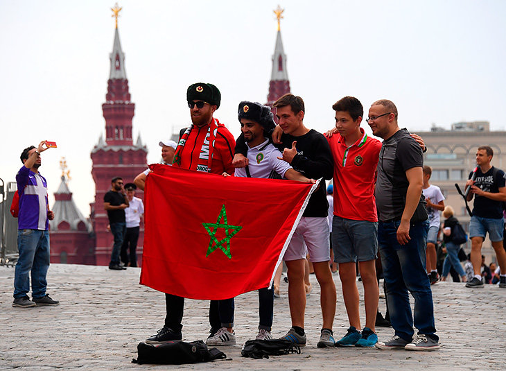 «Большой сюрприз, что русские такие приветливые». Иностранные медиа – о России