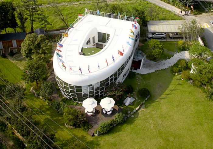 Музей унитазов в Южной Корее.