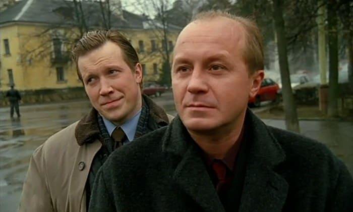 Кадр из фильма *Бригада*, 2002 | Фото: kino-teatr.ru