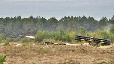 Ракета «Тополь» поразила цел…