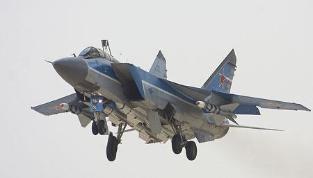 Что способны сделать истребители МиГ-31 в небе Сирии?