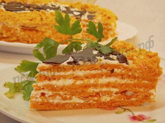 как сделать торт Сахара