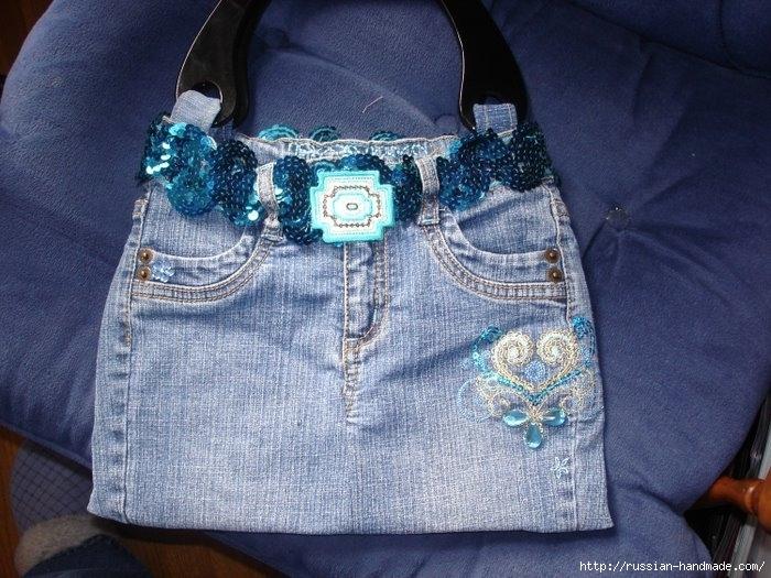 Модные сумки из старых джинсов (3) (700x525, 257Kb)