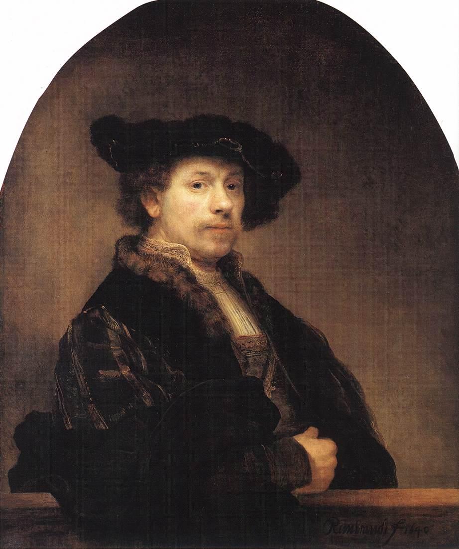 Поиски истины. Рембрандт Ван Рейн.