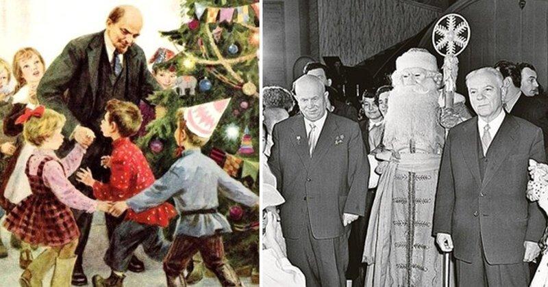 Шик или простота: как праздновали Новый год руководители СССР