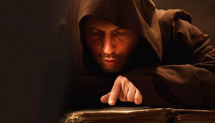 Мудрая притча о том, как легко искажаются факты копии, монах, факты