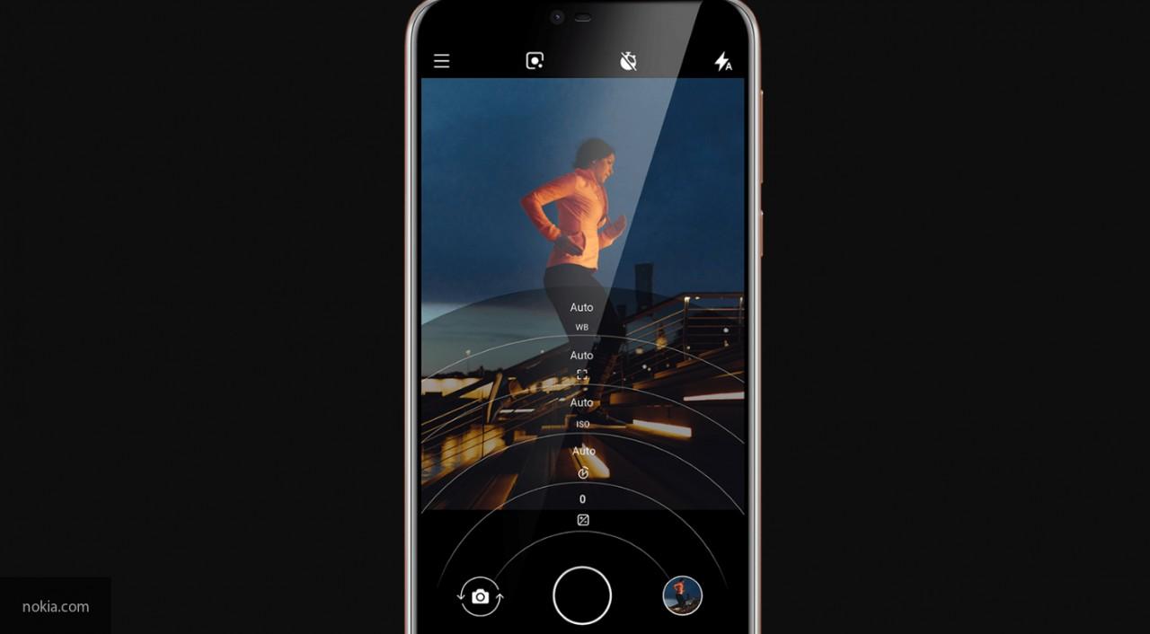 Компания Nokia представила самый дешевый смартфон с двойной камерой