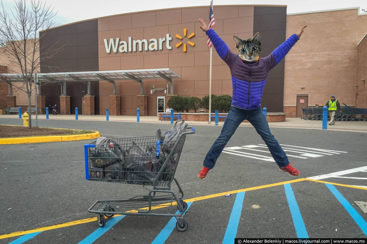 Что едят рядовые американцы: Большой тур по супермаркетам США