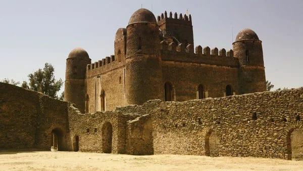 9. Древний Израиль и Эфиопия.