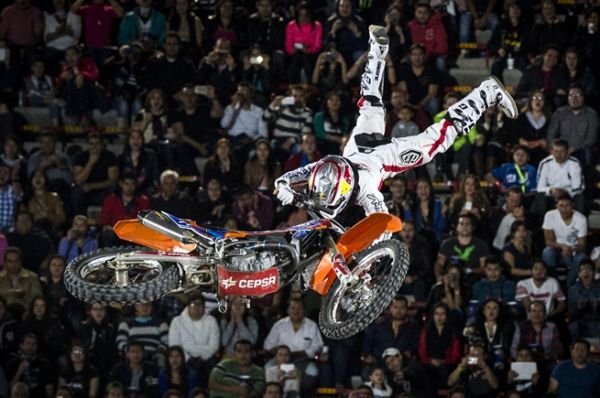 Дани Торрес (ESP) Red Bull X-Fighters 2015