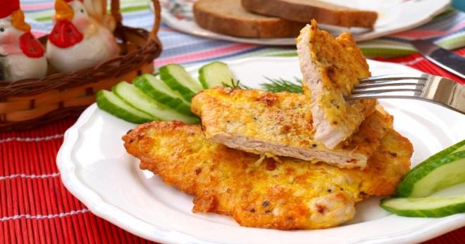 Отбивные из индейки - вкусные, изысканные и диетические рецепты мясных блюд