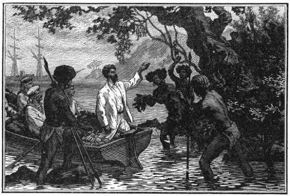 Украинский историк: Миклухо-Маклай научил папуасов украинскому языку