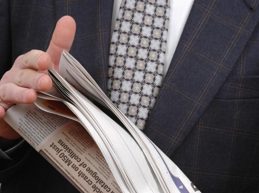 1. Читайте газеты вверх ногами! возраст, жизнь, люди