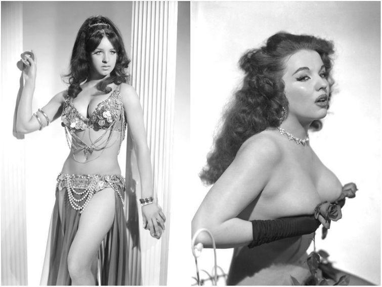 Амеpиканcкие cтриптизёрши 60-х годов знаменитости, история, редкие кадры, фото