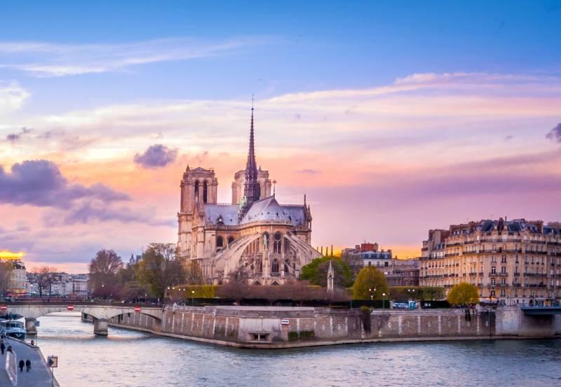 Прогулки по Парижу. Часть 1