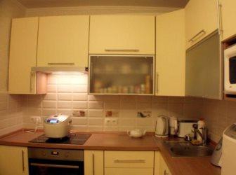Кухня, в которой нам комфортно