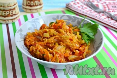Рецепт кабачковой икры на сковороде