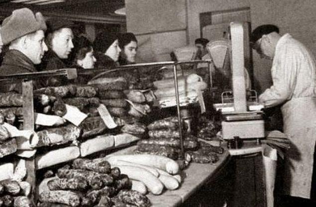 Как в СССР появилась колбаса «Докторская».