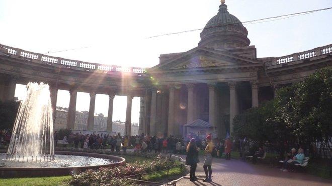 В Петербурге побит температу…
