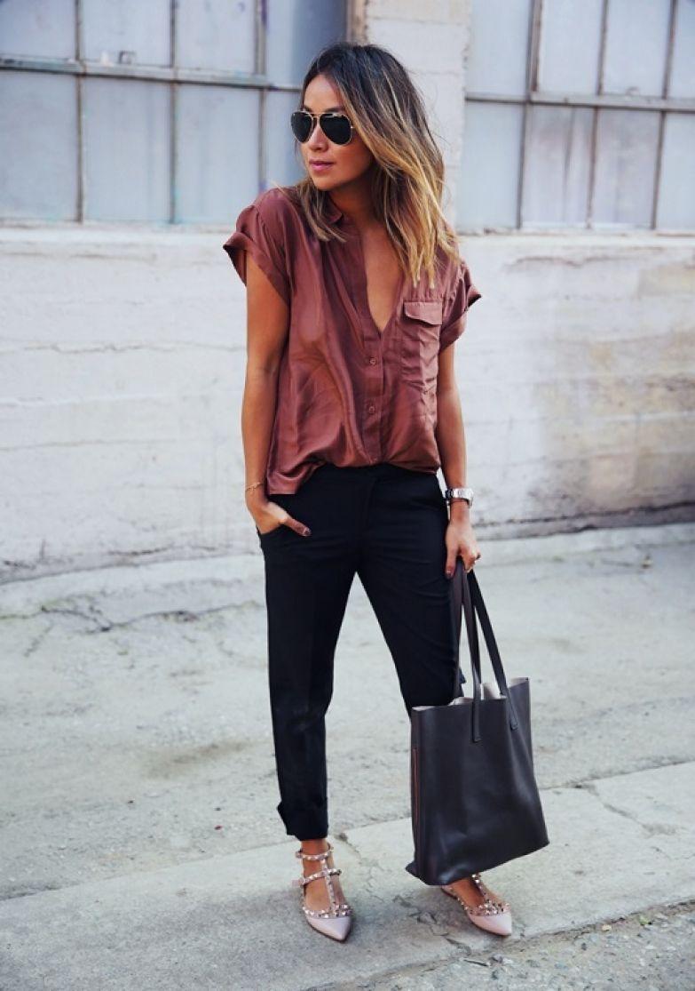 Самые модные брюки