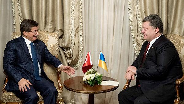 Дуэт бывших. Украина + Турция = ?