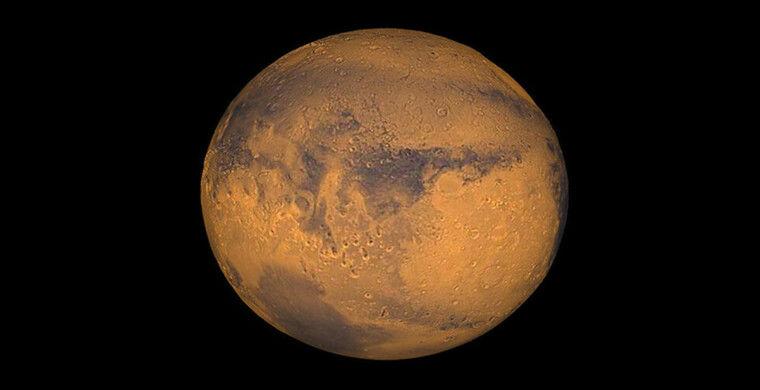 Аппарат «Инсайт» записал ветер на Марсе