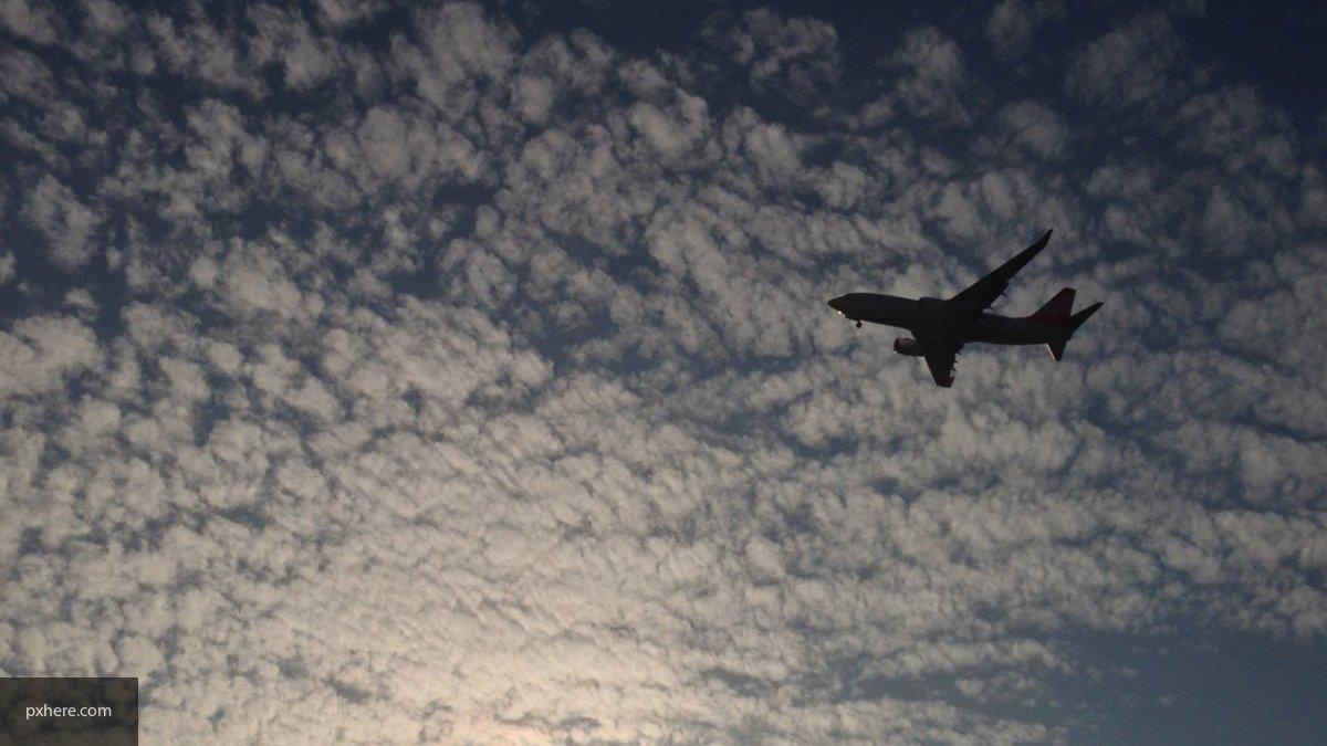 Самолет-разведчик ВВС США пролетел недалеко от Крыма