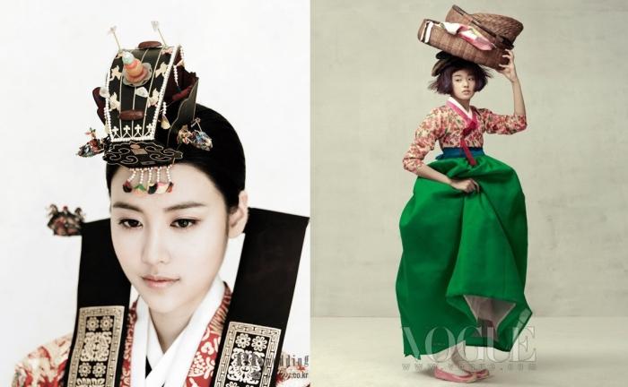 Азиатские мотивы: серия утонченных фотографий от модного издания Vogue
