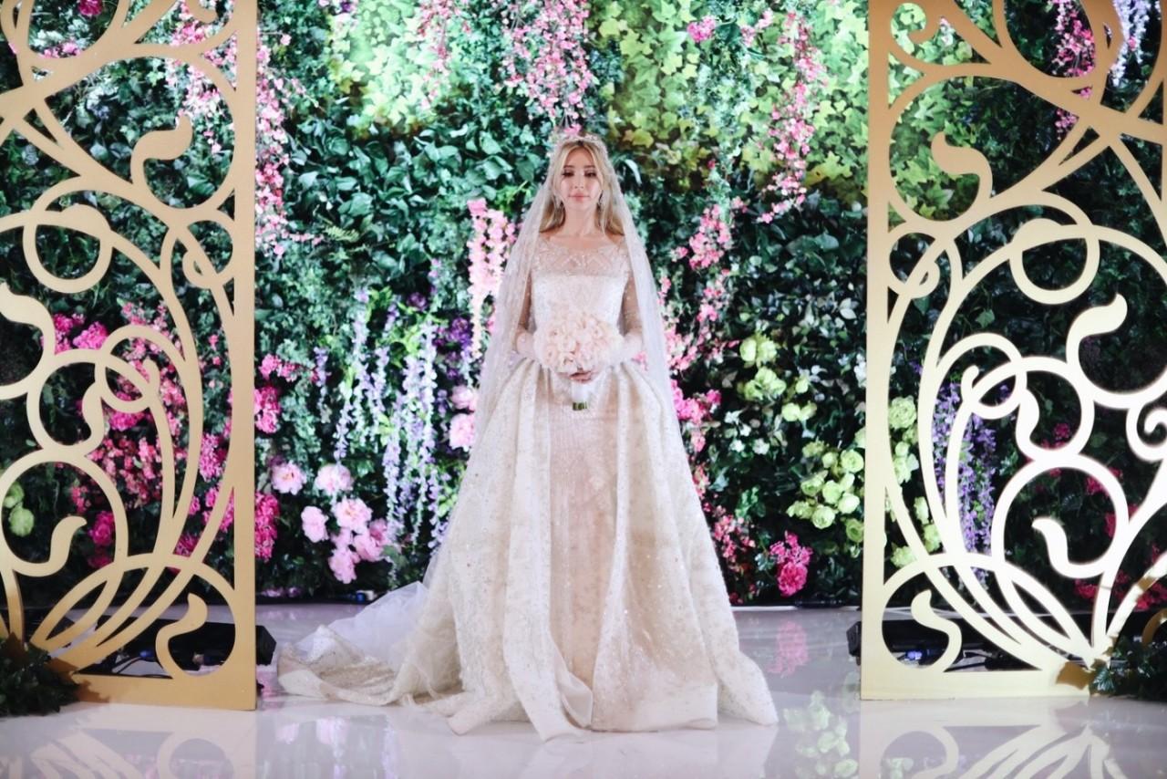 Чеченская свадьба в Москве: платья на 30 млн, 600 гостей и 25 шикарных авто — фото