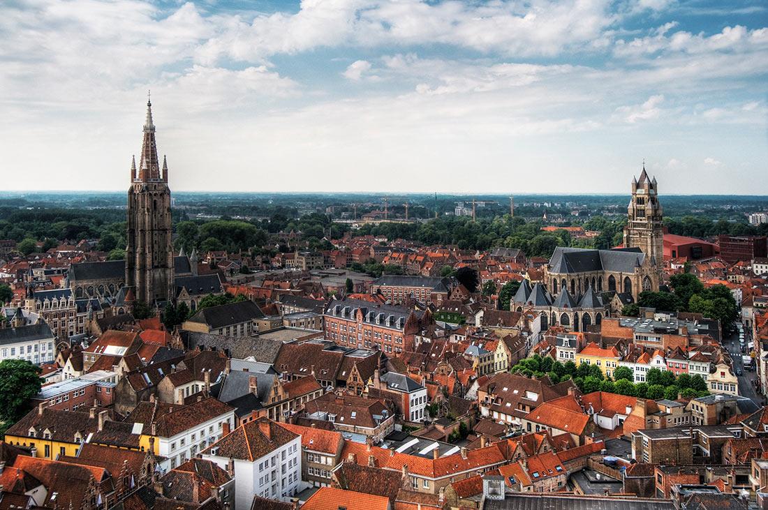 куда поехать из Брюсселя