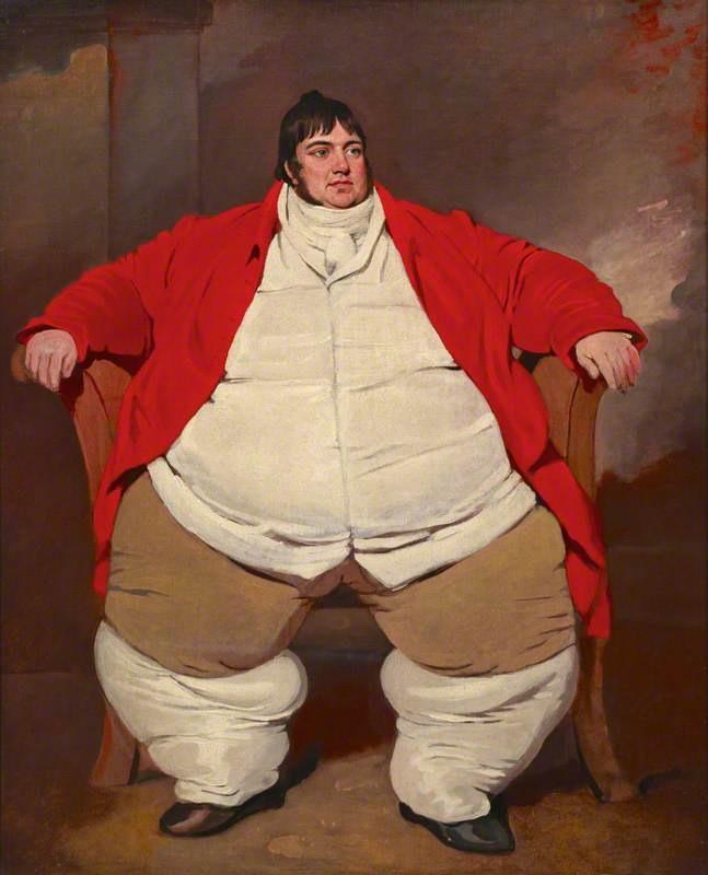 Толстяки в истории