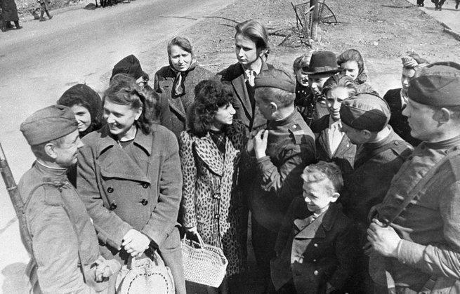 Что думали немцы о солдатах Красной Армии, и ложь о двух миллионах изнасилованных