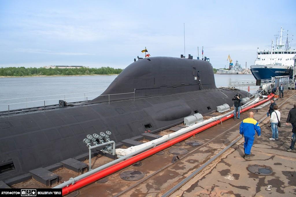 новости о новой подводной лодке