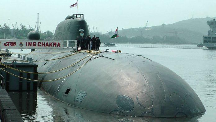 Подписано соглашение о передаче Индии в аренду еще одной атомной подводной лодки проекта 971