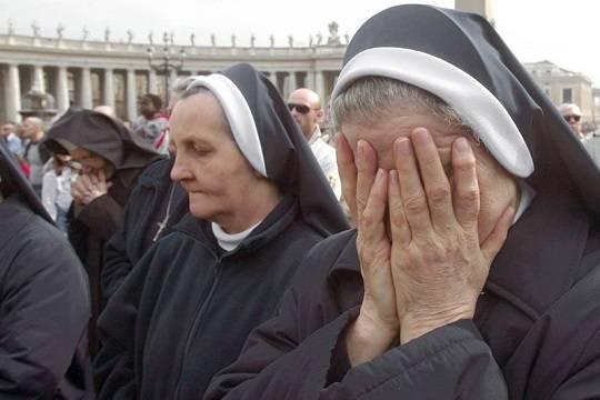 70 лет в США Католическая це…