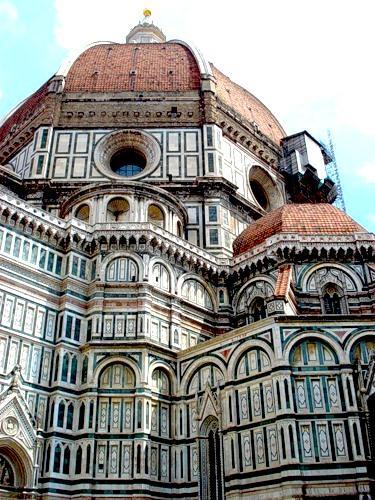 Санта-Мария-дель-Фьоре (Дуомо). Флоренция. Италия.