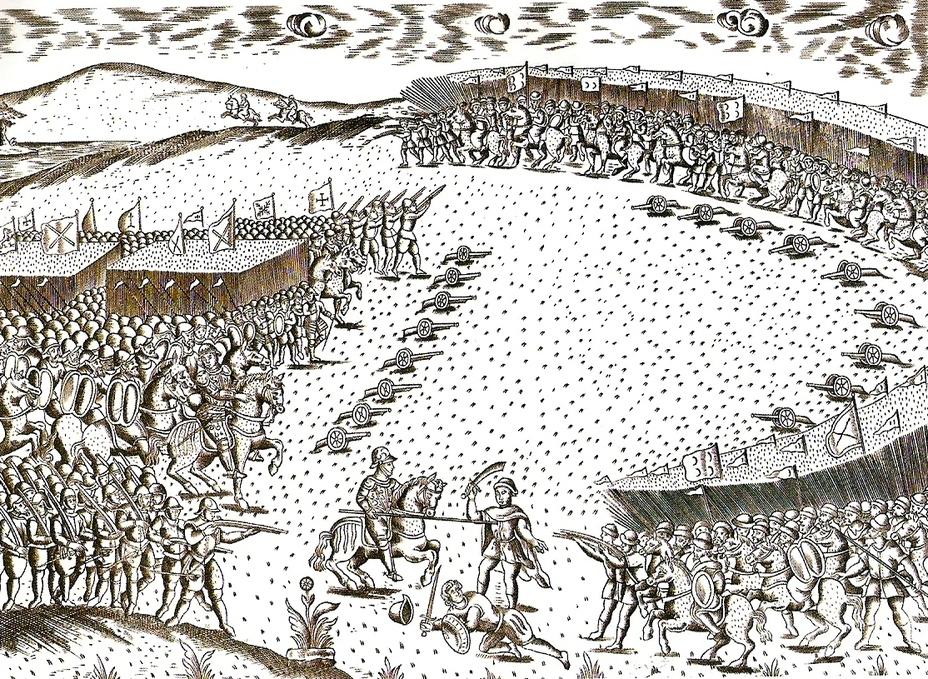 Испано-португальское сражение при завоевании Португалии, 1580 год - Лучший пират Её Величества | Военно-исторический портал Warspot.ru