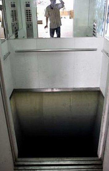 3D-рисунки в лифтах для наст…
