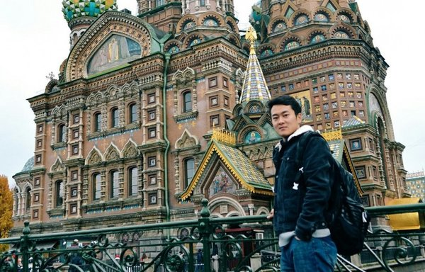 Китаец о медленных москвичах и русской лени