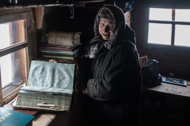 Агафья Лыкова подала сигнал SOS из-за недостатка продуктов