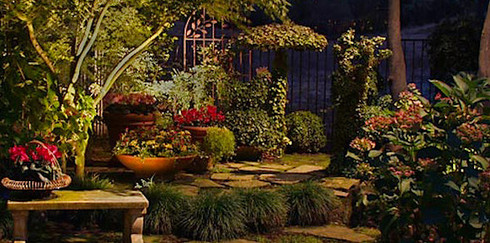 Как создать Лунный Сад на даче