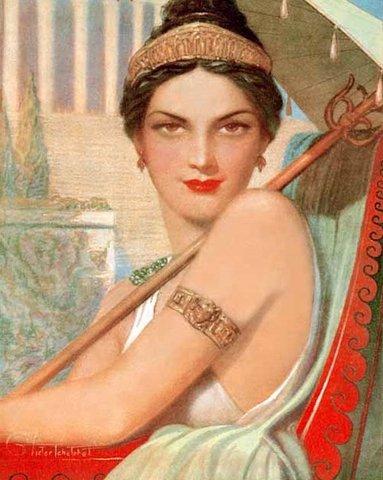Валерия Мессалина, гениальные любовницы