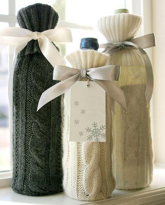 Вязание подарков своими руками